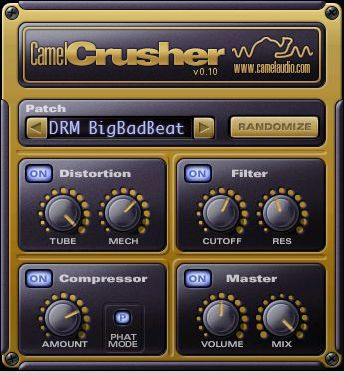 CamelCrusher-freeware